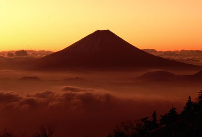 Enter Japan Cycling Navigator Web site!(Photo:Mt Fuji)